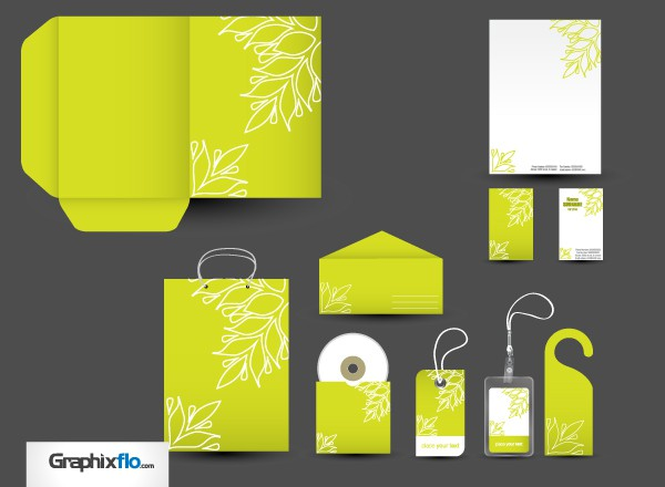 d92e8c028e5eba Stationery Design and Print I Corporate Identity I GraphixFlo.com